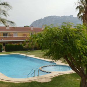 X-VPH01404 Townhouse in Dénia with 3 Bedrooms