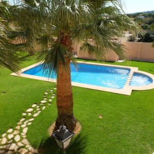 X-535 Townhouse in Dénia with 5 Bedrooms
