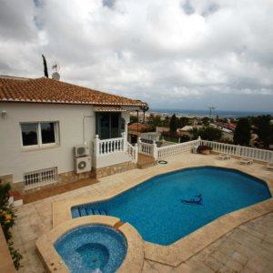 X-2780 Villa in Dénia with 4 Bedrooms