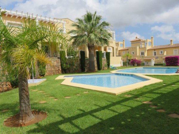 X-P-306 Apartment in Pedreguer with 2 Bedrooms - Photo
