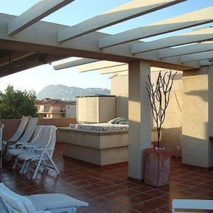 X-D1723 Penthouse in Dénia with 3 Bedrooms