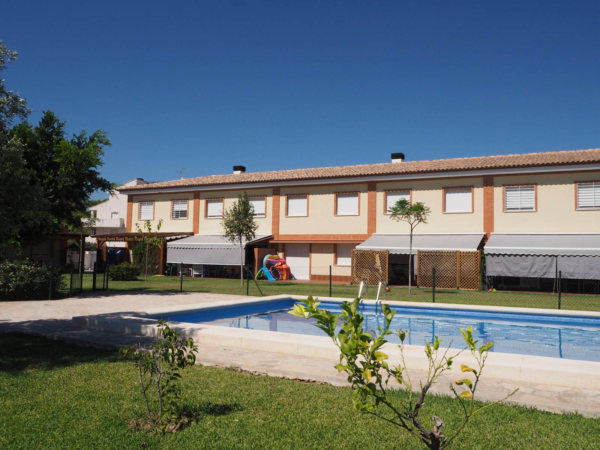 X-IFV294 Townhouse in El Verger with 3 Bedrooms - Photo