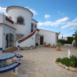 X-2796 Villa in Els Poblets with 4 Bedrooms