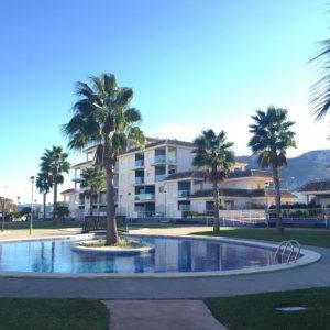 X-AP-D-0014 Apartment in El Verger with 3 Bedrooms
