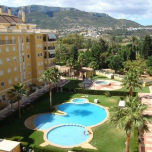 X-P-121 Flat in Dénia with 2 Bedrooms