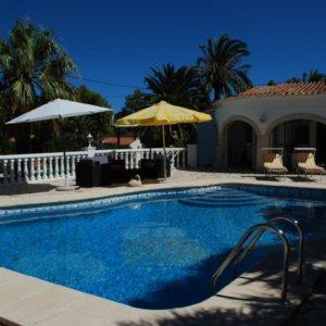 X-648 Villa in Dénia with 4 Bedrooms