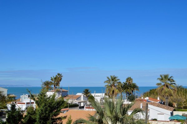 X-C25725 Apartment in Dénia with 2 Bedrooms - Photo