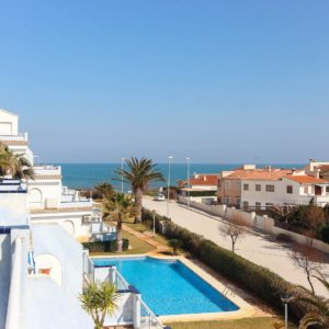 X-LL556 Apartment in Dénia with 2 Bedrooms
