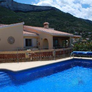 X-596 Villa in Dénia with 6 Bedrooms