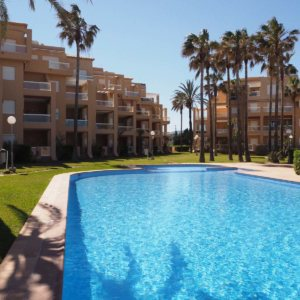 X-IFV088 Apartment in Dénia with 2 Bedrooms