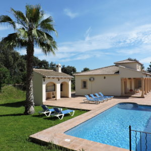 X-CH2018 Villa in Pedreguer with 3 Bedrooms
