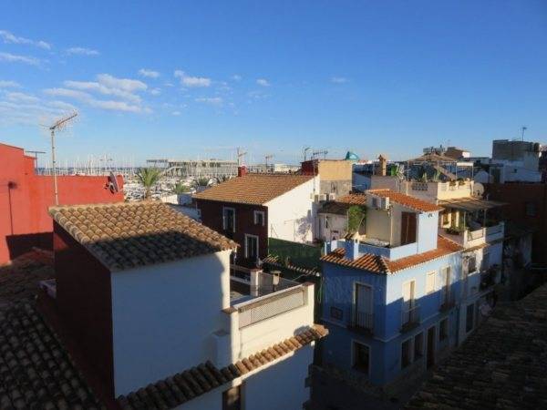 X-P-239 Townhouse in Dénia with 4 Bedrooms - Photo