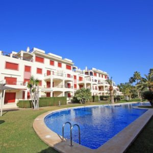 X-D2962 Apartment in Dénia with 2 Bedrooms