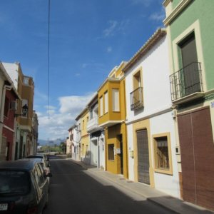 TH25 Renovated Townhouse for sale in Els Poblets, Alicante, Spain