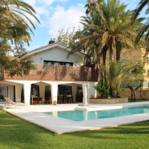 VP3 Luxury Villa for sale on the beach in Denia, Spain