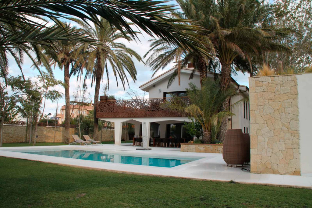 VP3 Luxury Villa for sale on the beach in Denia, Spain - Property Photo 2