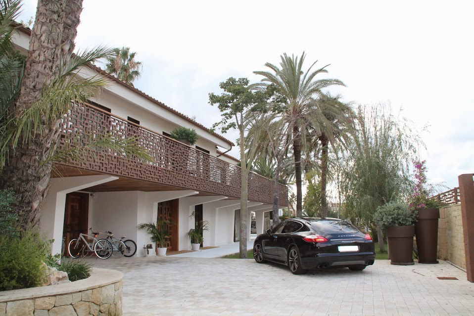 VP3 Luxury Villa for sale on the beach in Denia, Spain - Property Photo 4