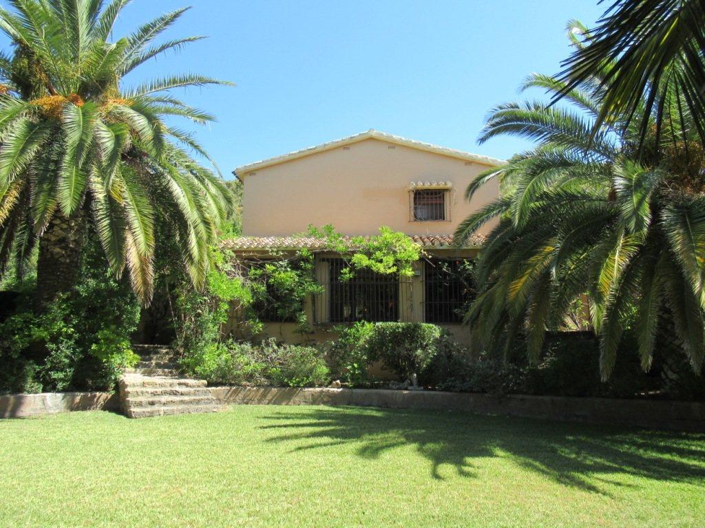 VP13 Exclusive Finca for sale in Pedreguer, Alicante, Spain - Property Photo 3