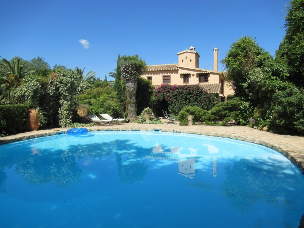 VP13 Exclusive Finca for sale in Pedreguer, Alicante, Spain - Property Photo 1
