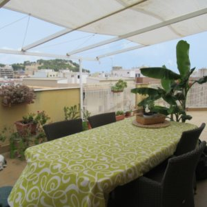P12 Penthouse for sale in Denia center with large terrace