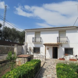 V22 Villa for sale in La Jara (Denia) with 5 bedrooms and private garden