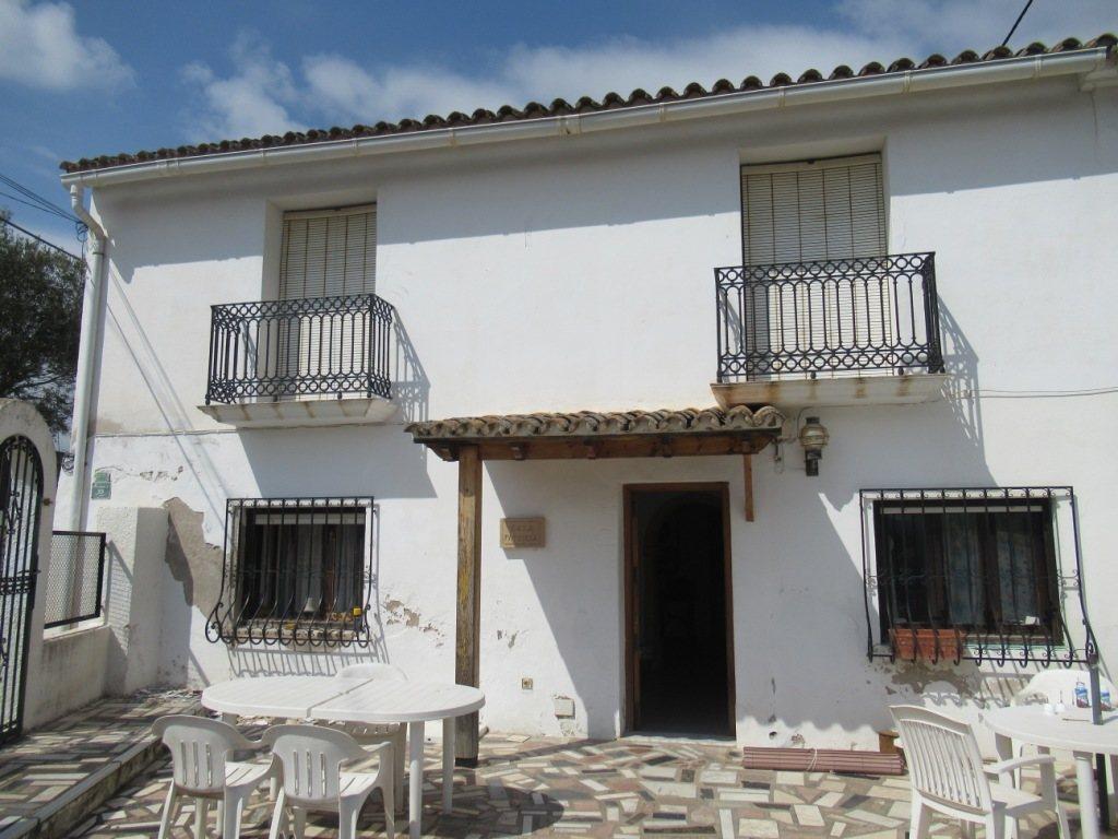 V22 Villa for sale in La Jara (Denia) with 5 bedrooms and private garden - Property Photo 8