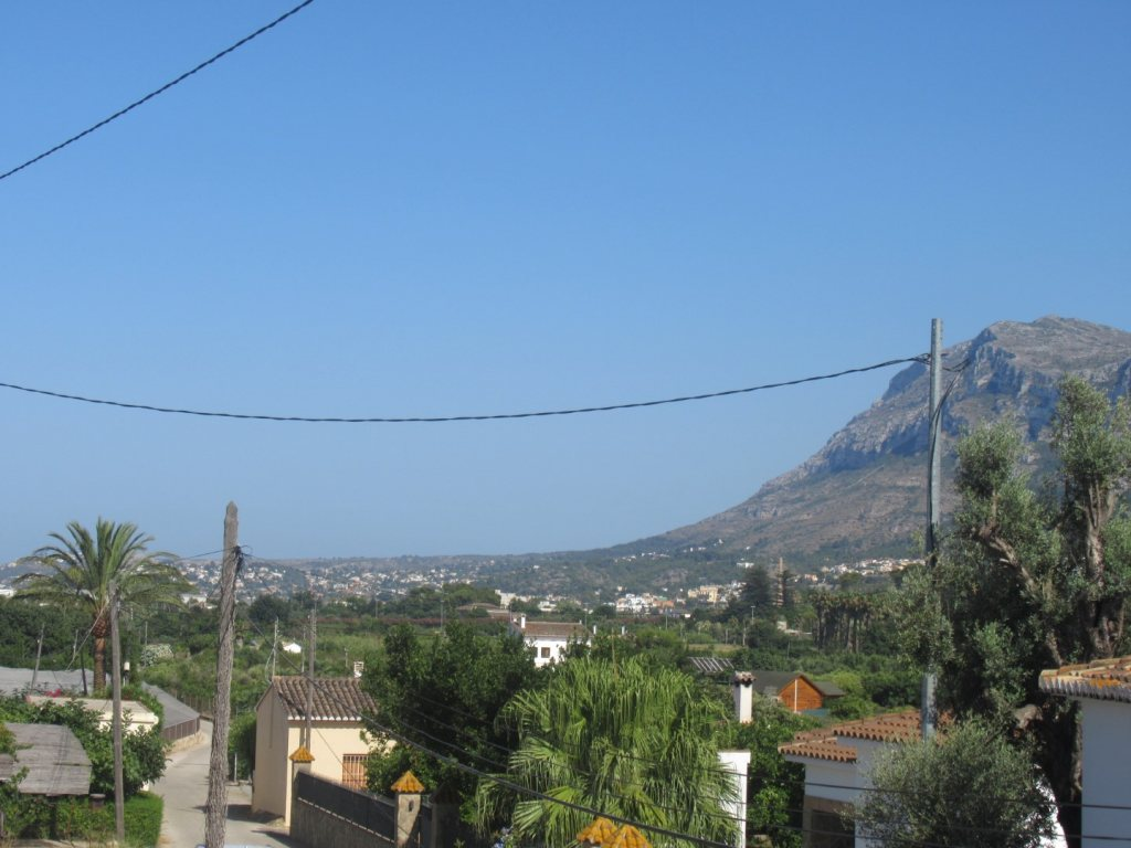 V22 Villa for sale in La Jara (Denia) with 5 bedrooms and private garden - Property Photo 12