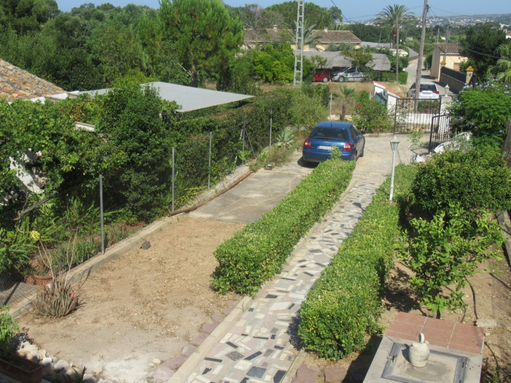 V22 Villa for sale in La Jara (Denia) with 5 bedrooms and private garden - Property Photo 13