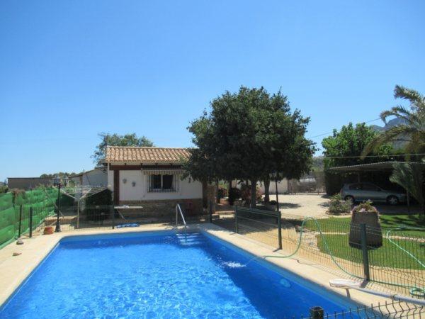 VP27 Villa for sale in Denia with pool, Spain - Photo