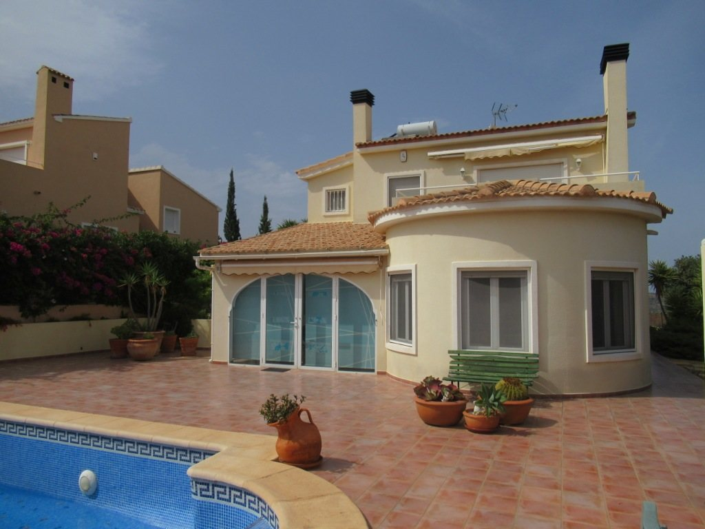 VP49 Villa For sale in Gata residencial with 3 bedrooms and pool - Property Photo 15