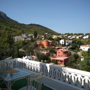 B3 Terraced house for sale in Denia with 2 bedrooms and private garden, Alicante, Spain