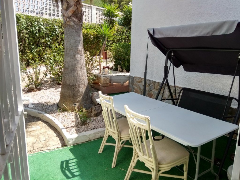 B3 Terraced house for sale in Denia with 2 bedrooms and private garden, Alicante, Spain - Property Photo 6
