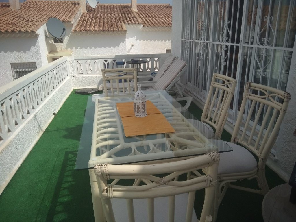 B3 Terraced house for sale in Denia with 2 bedrooms and private garden, Alicante, Spain - Property Photo 4