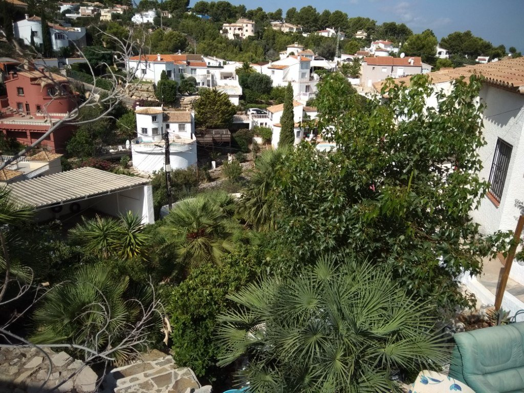 B3 Terraced house for sale in Denia with 2 bedrooms and private garden, Alicante, Spain - Property Photo 2