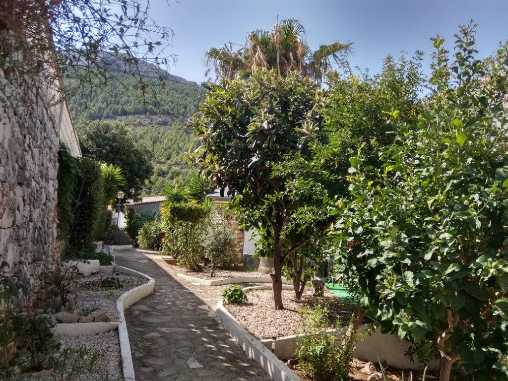 Bungalow in Denia Montgo Mountain