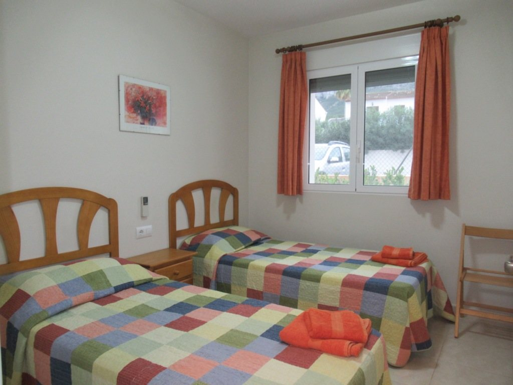A9 Apartment for sale close to Denia with 2 bedrooms on the ground floor - Property Photo 6