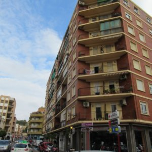 P24 Denia town apartment for sale with 2 bedrooms and views, Spain