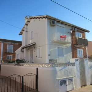 B5 Townhouse for sale near the beach in Vergel (Denia) with 3 bedrooms