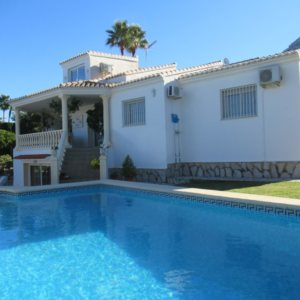 VP22 Renovated Villa for sale in Denia with sea views. (Alicante, Spain)