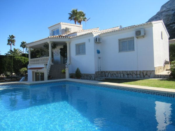 VP22 Renovated Villa for sale in Denia with sea views. (Alicante, Spain) - Photo