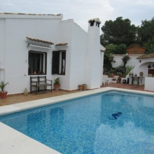 VP26  Villa for sale in Denia with 3 bedrooms and pool, in Alicante, Spain