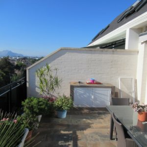 A12 Penthouse for sale in Denia with 3 bedrooms and open views, Spain