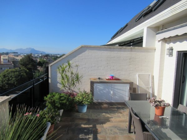 A12 Penthouse for sale in Denia with 3 bedrooms and open views, Spain - Photo