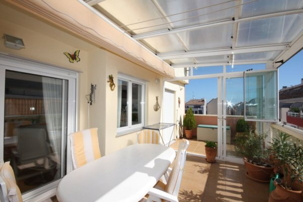 A16 Penthouse for sale in Denia town center, Alicante, Spain - Photo