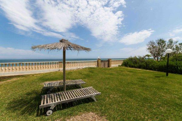VP125 Maison a Première ligne de plage à vendre à Denia, Alicante, Espagne - Photo