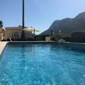 VP24 Villa for sale in Denia (Spain) with pool, sea and mountain views