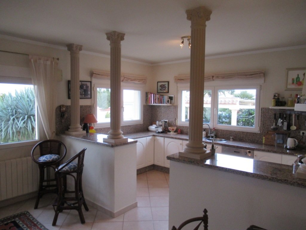 VP24 Villa for sale in Denia (Spain) with pool, sea and mountain views - Property Photo 13
