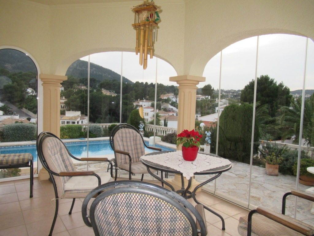 VP24 Villa for sale in Denia (Spain) with pool, sea and mountain views - Property Photo 7