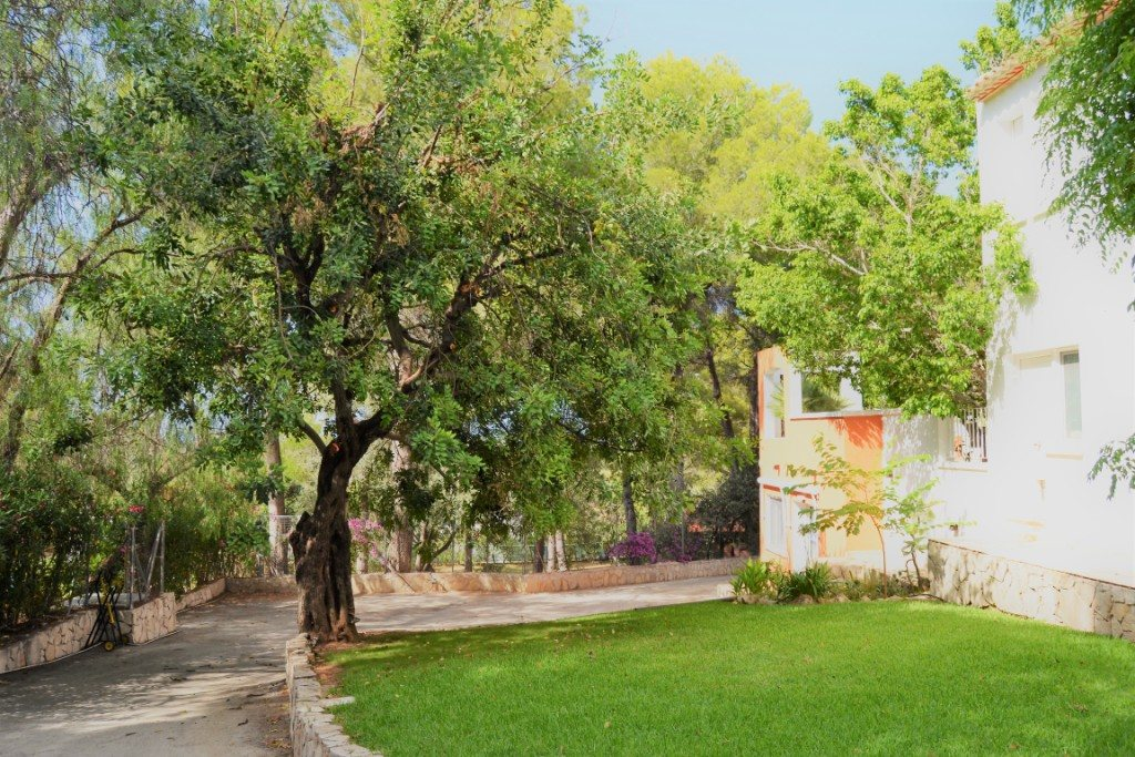 VP33 Moderne Villa zum Verkauf in La Sella mit Meerblick, Alicante, Spanien. - Objektbild 9