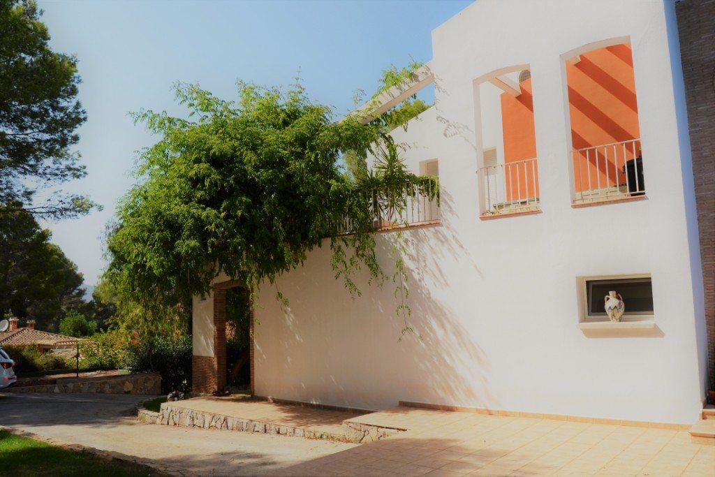 VP33 Moderne Villa zum Verkauf in La Sella mit Meerblick, Alicante, Spanien. - Objektbild 2